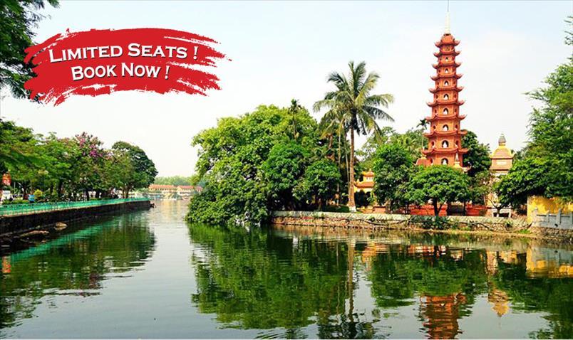 Heavenly Hanoi Tour (4N5D)