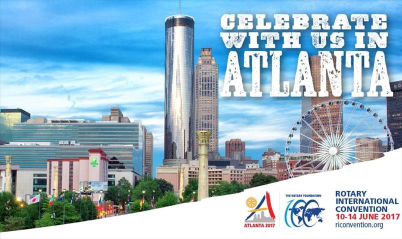 Rotary Convention 2017 Atlanta USA